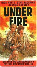 Under Fire VHS 1993 Nick Nolte Gene Hackman Joanna Cassidy Nicaragua Sandinista