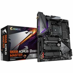 Gigabyte B550 Aorus Master Motherboard
