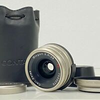 Contax Carl Zeiss Biogon 28mm f/2.8 T* For G1 G2 Lens From Japan [KC]