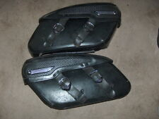 harley davidson roadking classic leather saddlebags saddle bag