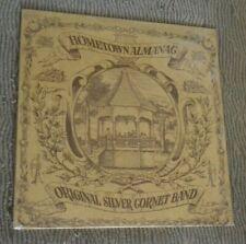 Jack Daniels Original Silver Cornet Band Hometown Almanac sealed vinyl LP album