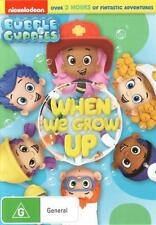 Bubble Guppies: When We Grow Up  - DVD - NEW Region 4