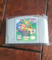 Nintendo N64 Game Super Mario 64 + 7 classic NES games US SELLER