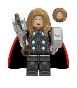 Avengers Endgame Custom Mini Figures - Thor (Final Battle) (Version 2)