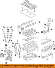 KIA OEM 14-18 Forte-Valve Cover Gasket 224412E210