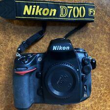 Selling my great Nikon D700 12.1Mp Digital Slr Camera - Black (Body Only)