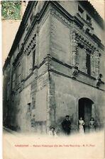 CPA Narbonne-Maison Historique dite des Trois Nourrices  (261457)