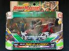 Takara 2004 Transformers Robotmasters RM-20 Delta Seeker Vs X-Gunner Figure Set
