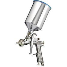 Lph400 144lv Center Post Gravity Feed Hvlp Spray Gun With 700ml Aluminum Cup