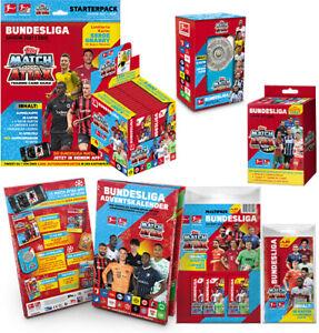 Topps Match Attax Bundesliga 2021/2022 Starter Display Tin Adventskalender 21/22