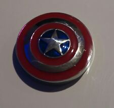 Minigz Captian America Usb Stick 64gb Memory Computer Gift Super Hero Metal PC