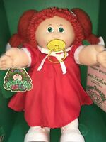 Cabbage Patch Kid Doll By Coleco 1985 made in Taiwan 🇹🇼 IC Factory.