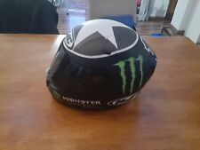 HJC RPHA-10 Ben Spies Replica MC-1 Motorcycle Helmet