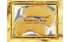 10 Pairs Gold Bio Collagen Gel under Eye Mask Pad Patch Ultra Fast US Shipping
