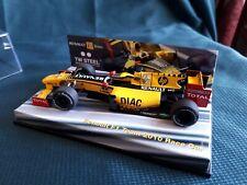Renault R30 Formula 1 2010 Kubica 1:43 Minichamps formel
