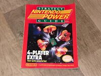 Nintendo Power Volume 19 4 Player Extra Strategy Guide Book Issue Nes