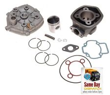 NEW BIG BORE CYLINDER BARERL KIT 70CC + HEAD Gilera DNA GP 50 LC 2T 2002-2005
