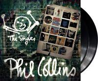 "Phil Collins ""the singles"" Vinyl 2LP NEU 2018 Greatest Hits / Best Of Album"