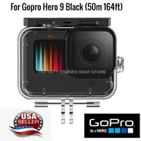 For GoPro Hero 9 Black 50M Waterproof Case Underwater Diving Protective Housing