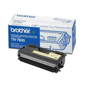 Brother Genuine TN7600 Toner Cartridge for HL 1650, 1670, 1850, 1870, 5040, 5050