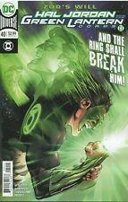 Hal Jordan & The Green Lantern Corps #40 Comic 2018 - DC Comics 1st Print - JLA