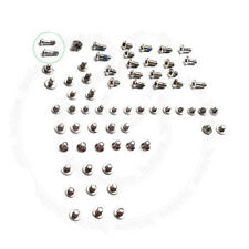 """Complete Screw Set Replacement for iPhone 6 4.7"""" With 2 Silver Bottom Screws"""