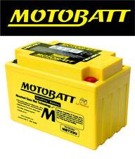 BATTERIA MOTOBATT SIGILLATA MBTX9U SYM Maxsym i - 400 cc - 2011 -