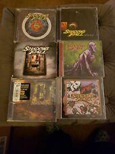 Shadows Fall 6 CD Lot New & Used