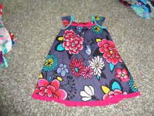 CATIMINI GIRLS 3 3T 98 PURPLE FLORAL DRESS