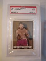 1951 BILLY GRAHAM BOXING CARD #74 - TOPPS RINGSIDE - PSA GRADED EX 5