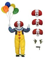 Stephen King's It 1990 Ultimate Pennywise Action-Figur Neca