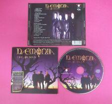 CD DAEMONIA Live..Or Dead 2001 Italy DEEP RED CD DR001 no mc dvd vhs (CS56)*