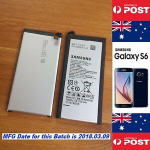 SAMSUNG S6 Original Battery G920F EB-BG920ABE 2550mAh Good Quality Local Seller