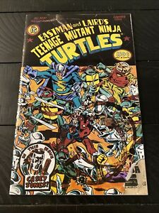 Eastman and Laird's Teenage Mutant Ninja Turtles #15 - 1st Printing Mirage 1988