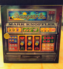 "MARK KNOPFLER ""Shangri-La"" 2LP Doppel VINYL SEHR RARE"