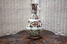 Antique,Chinese,ming,vase,ming dynasty,copper,red,ceramic,ming vase,Chinese,