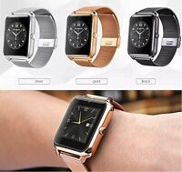 2020 New Smart Watch for Men Women Smartwatch Text Call Touch Screen Mic Camera