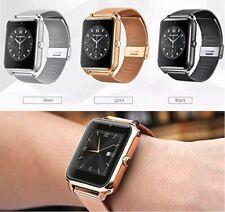 2020 New Smart Watch for Men Women Smartwatch Text Call Touch Screen Mic Camera