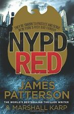 NYPD Red,James Patterson- 9780099576433