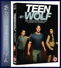 TEEN WOLF - COMPLETE SEASON 2 **BRAND NEW DVD **