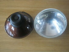 HALOGEN CONVERSION HEADLAMPS HEADLIGHTS MG / TRIUMPH / JAGUAR / MINI  *NEW*