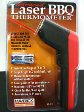 MAVERICK INFRARED LASER SURFACE THERMOMETER  BBQ  AUTO   HOME  58 / 1022 deg #1