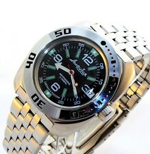 Vostok Amphibia russian diver watch 710640
