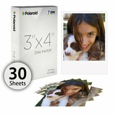 Polaroid M34030A 3x4 Zink Photo Paper for Polaroid GL10