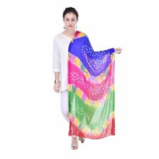 Women's Printed Dupatta In Multicolour, Free Size ( World Wide_Free Shipping )