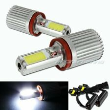 1x Pair Porsche Scion Toyota H8 H11 White LED COB 40W Low Beam Fog Light Bulbs