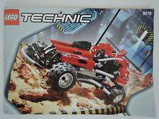 LEGO Technic 8279 Starter Set 4 Wd X-Track mit Motor  kpl. + Bauanleitung + OVP