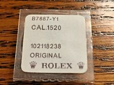 Genuine Rolex Part 1520-7887 Setting Wheel  (NOS Factory Sealed