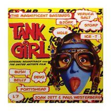 Various - TANK GIRL (LTD 1lp Aqua Blue vinilo, Original Soundtrack) 2018 Elektra