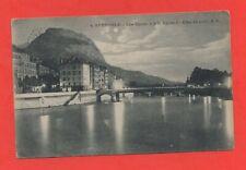 GRENOBLE - Les quais et le St Eynard   (C1265)